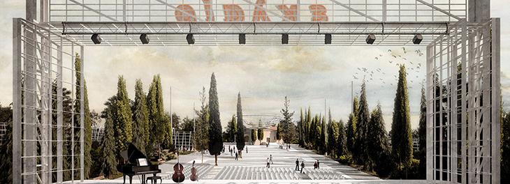 Eski Mezarlığın Kamusal Etkinlik Mekanına Dönüşümü