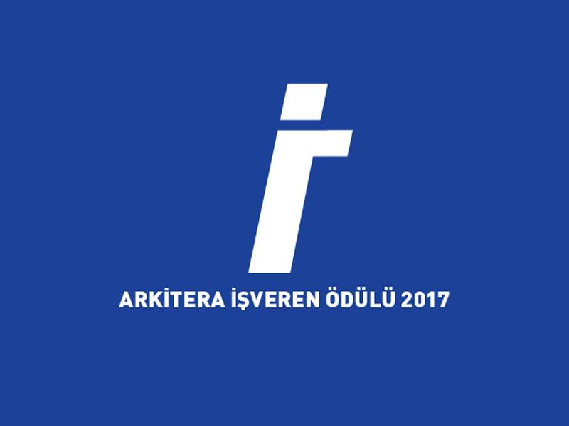 Arkitera İşveren Ödülü 2017