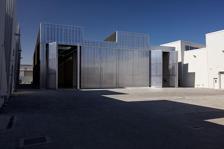 OMA'nın Birleşik Arap Emirlikleri'ndeki İlk Projesi Tamamlandı