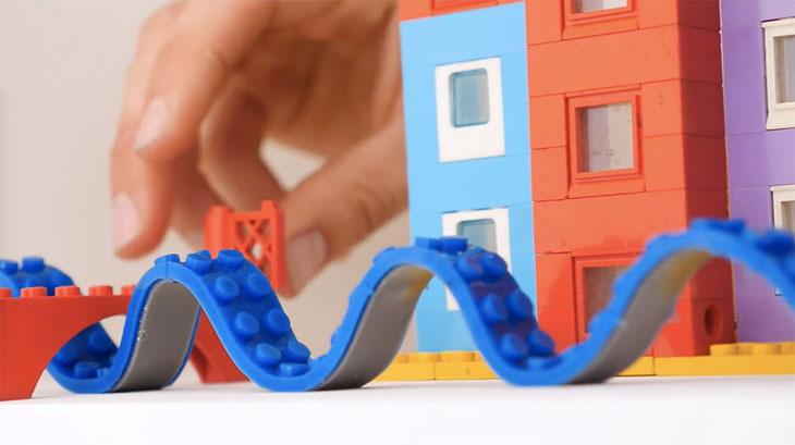 Esnek Lego Bandı