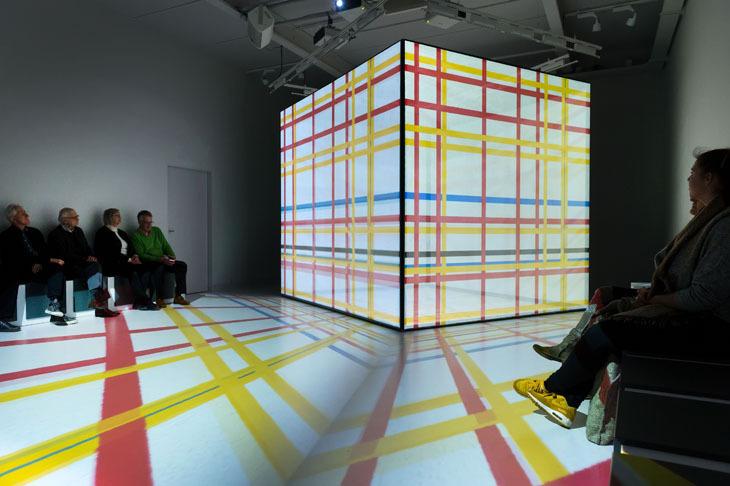 Mondrian'ın Evinde De Stijl'e Yolculuk