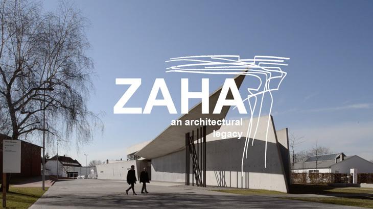 """Bir Mimarlık Mirası Olarak """"Zaha Hadid"""""""