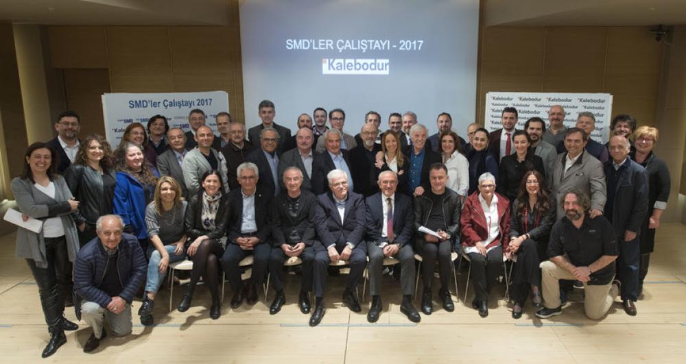 SMD'ler Çalıştayı İstanbul'da Yapıldı