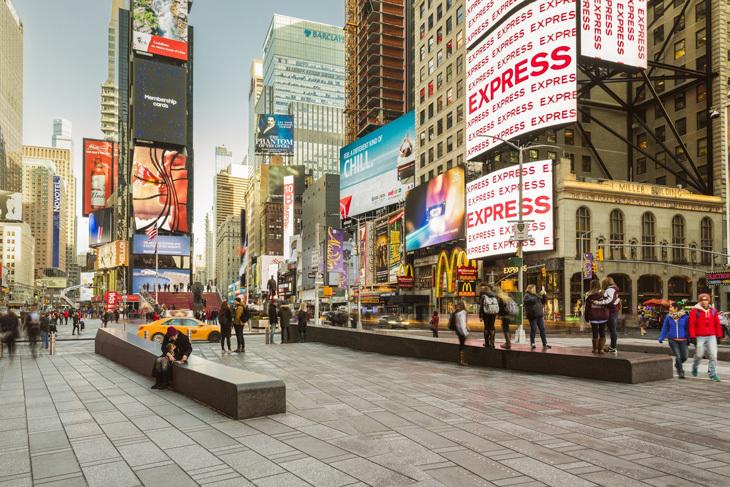Times Meydanı'na Snøhetta Dokunuşu