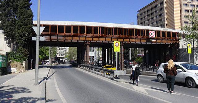 Gezi Parkı'ndan Geçen Ekolojik Köprü