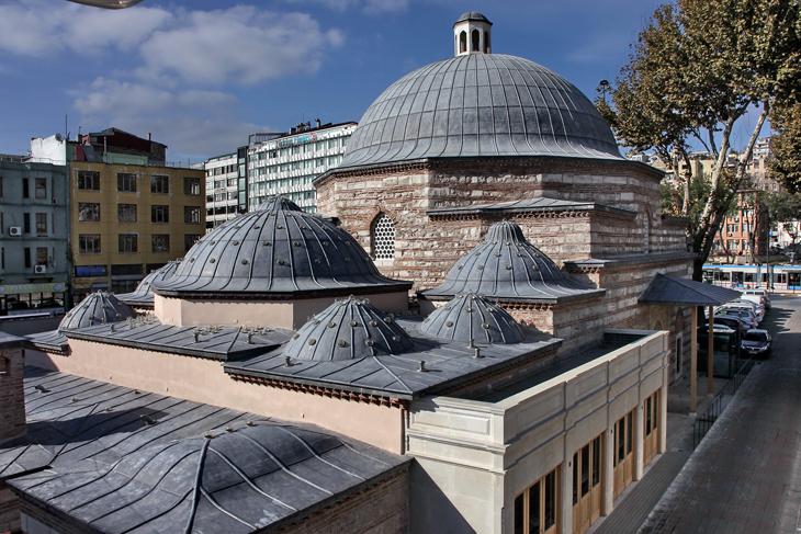 Kılıç Ali Paşa Hamamı Restorasyonu Europa Nostra Ödülü'ne Layık Görüldü