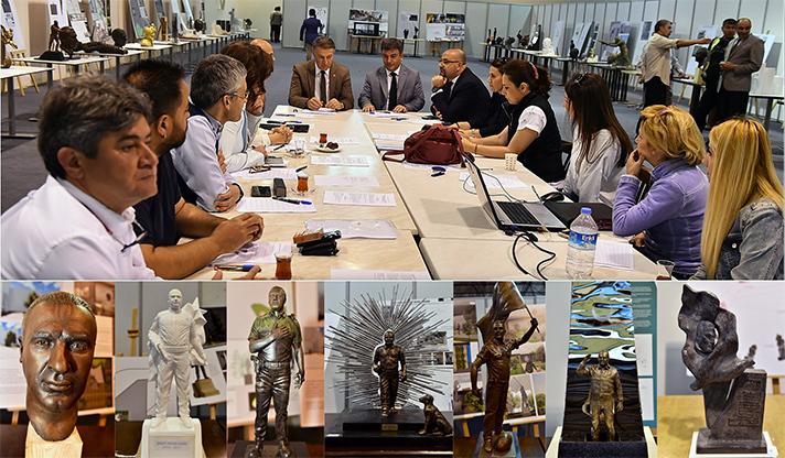 Şehit Polis Fethi Sekin Ulusal Anıt Heykel Yarışması Sonuçlandı