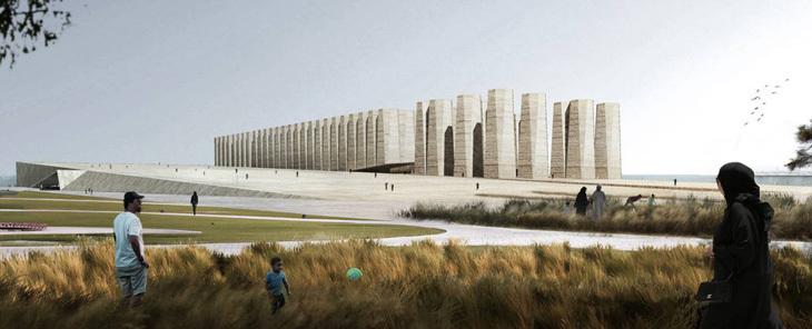 Doha'nın Yeni Kültürel Çekim Noktasını Alejandro Aravena Tasarlıyor