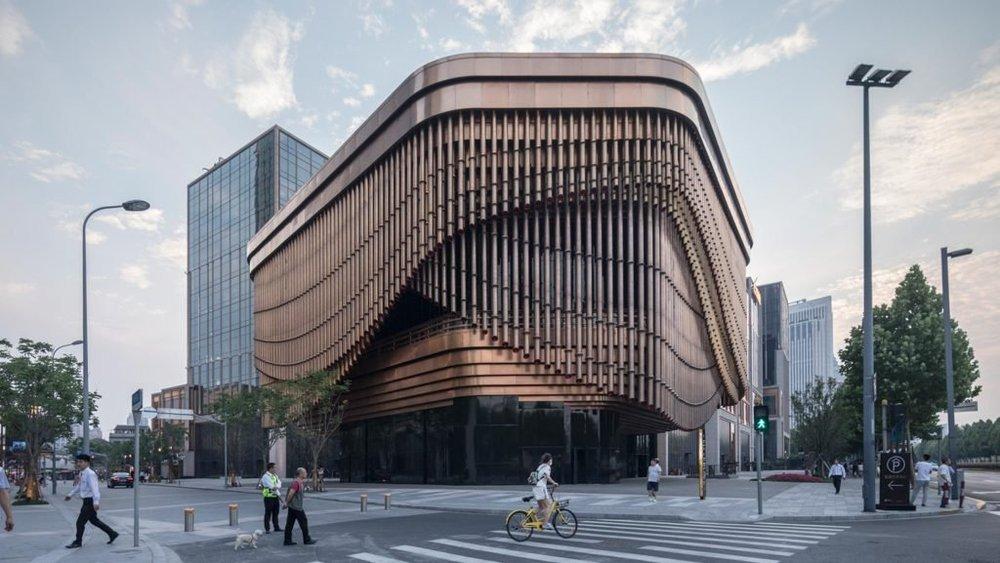 Foster ve Heatherwick Tasarımı The Fosun Foundation Tamamlandı