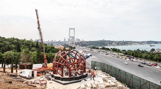 İstanbul Boğazı'na 15 Temmuz Anıtı: 24 Saat Sela Okunacak
