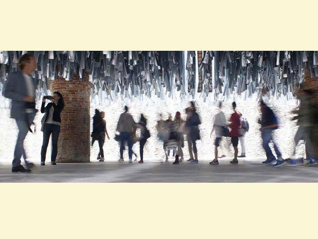 Venedik Bienali 16. Uluslararası Mimarlık Sergisi Türkiye Pavyonu'na Açık Çağrı
