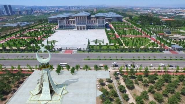"""""""15 Temmuz Şehitler Abidesi""""nin Tasarım Teması ve Mimari Bilgileri Paylaşıldı"""