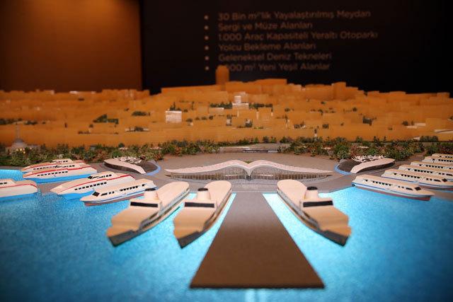 Kabataş Martı Projesi Mimarı, Cihan Uzunçarşılı Baysal'a Dava Açtı