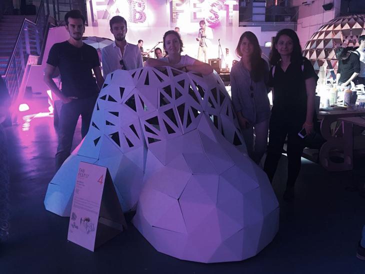 Londra'dan İTÜ Mimarlık Bölümü Öğrencilerine Tasarım Ödülü