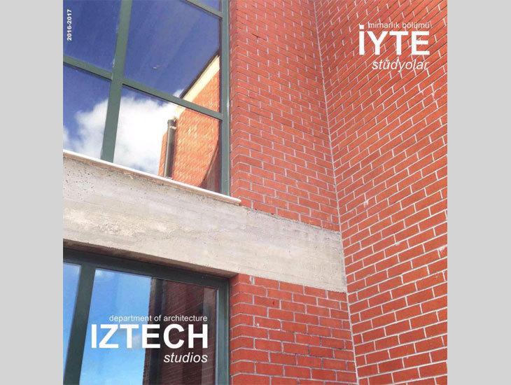 İYTE Mimarlık Öğrencilerinin Çalışmaları Yayınlandı