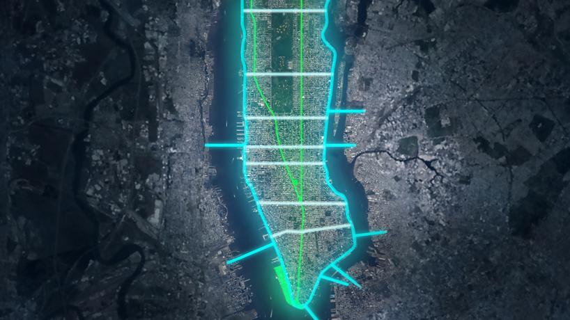 Manhattan Adası'na Yeni Ulaşım Projesi