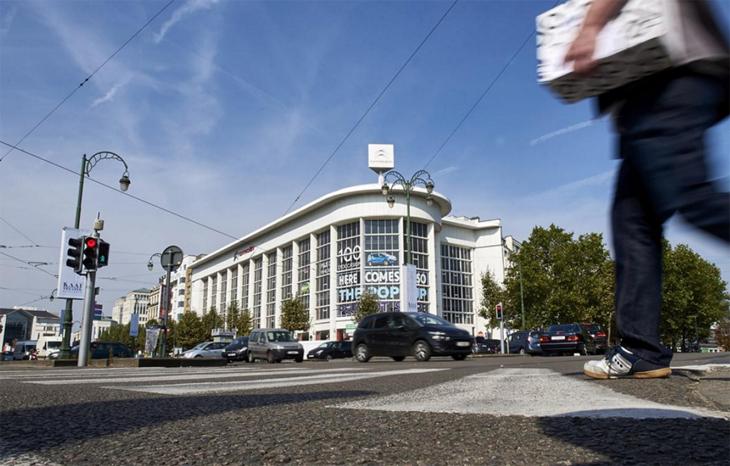 """""""Citroën Kültür Merkezi"""" Yarışmasının İlk Aşaması Sonuçlandı"""