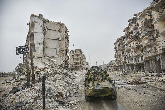 Forensic Architecture Suriye'deki Savaş Suçlarını Mekansal Olarak Belgeliyor