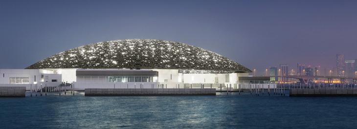 Jean Nouvel Tasarımı Louvre Abu Dhabi 11 Kasım'da Açılıyor