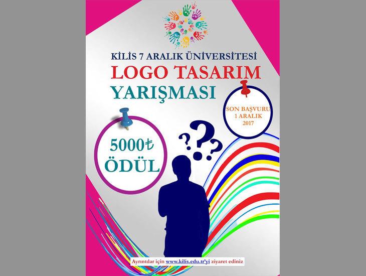 Kilis 7 Aralık Üniversitesi Logo Tasarım Yarışması