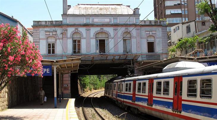 Gebze-Halkalı Tren Hattı 2018'de Açılıyor