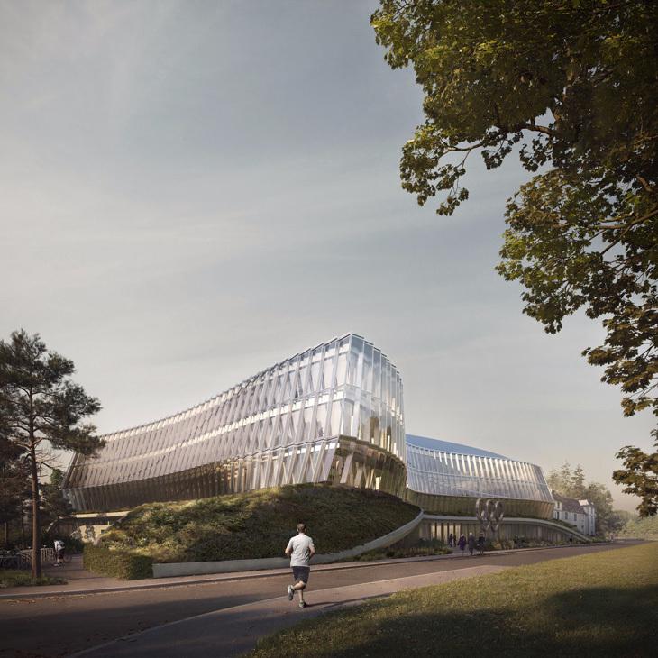 Yeni Olimpiyat Evi, Enerji Verimliliği En Yüksek Cam Binalardan Biri Olacak
