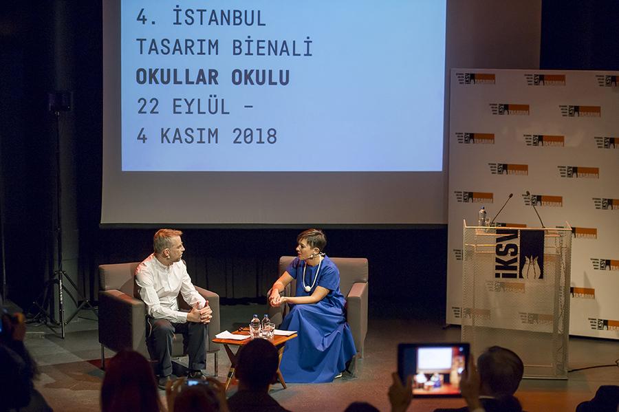 """4. İstanbul Tasarım Bienali'nin Teması: """"Okullar Okulu"""""""