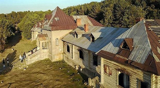 Tarihi Katerina Köşkü, Otel Olacak