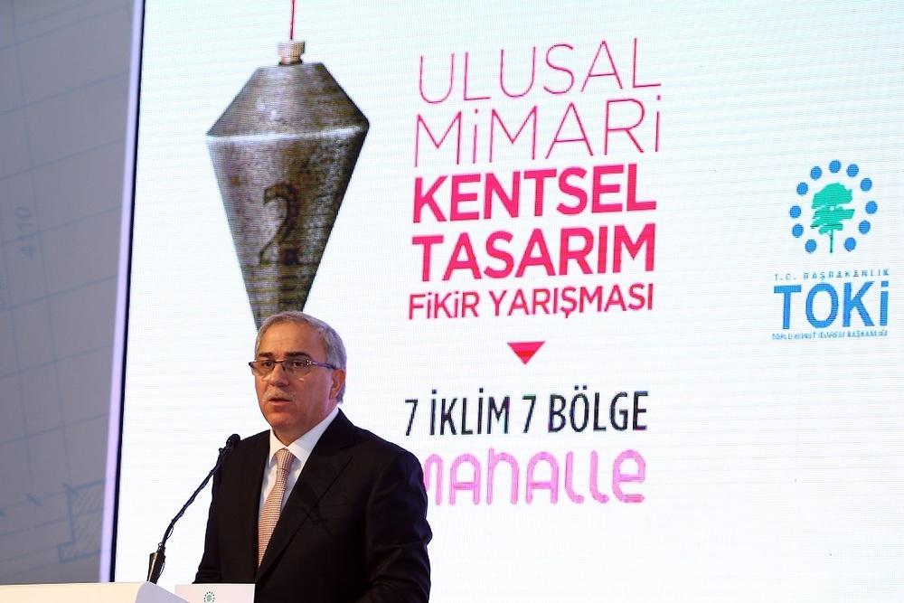 """TOKİ'den 35 """"Mahalle"""" Projesine Ödül"""
