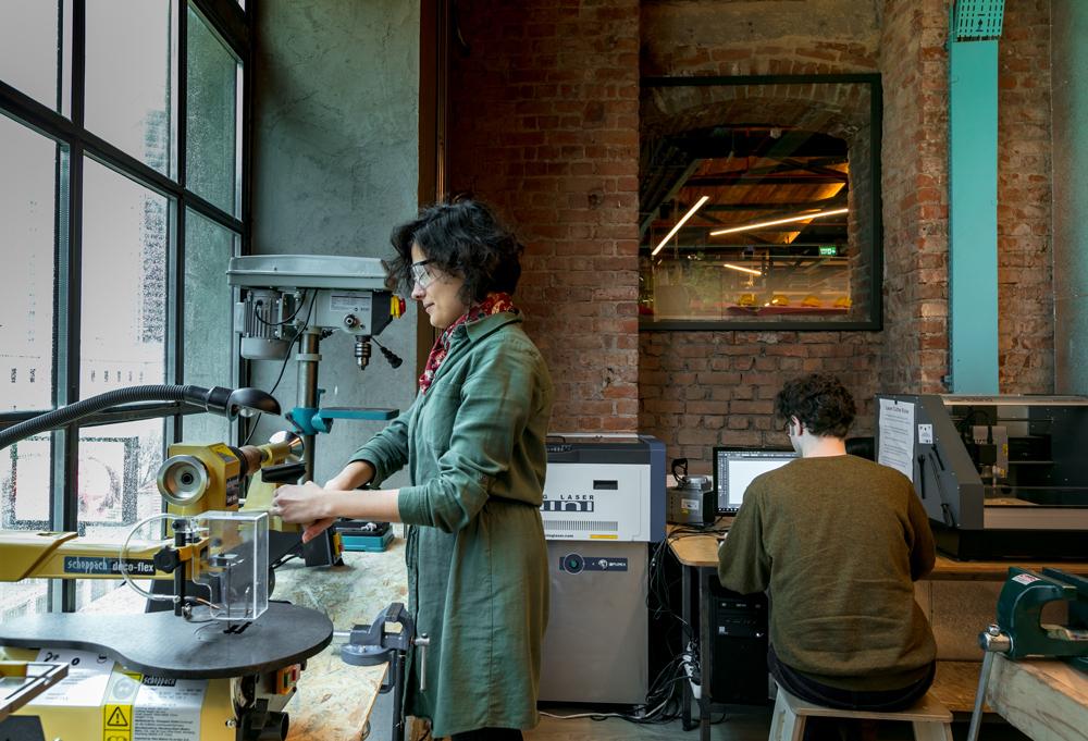 ATÖLYE Makerlab'ini Öğrencilere Ücretsiz Olarak Açıyor