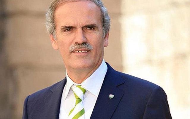 Bursa Belediye Başkanı Recep Altepe İstifa Etti