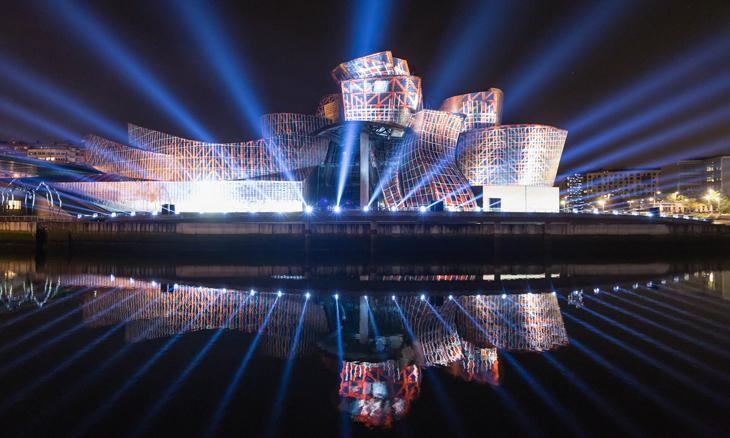 Guggenheim Bilbao 20 Yaşında