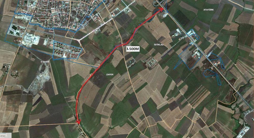 Lüleburgaz Belediyesi Tosbağa Dere Rekreasyon Alanı Fikir Projesi Yarışması Sonuçlandı
