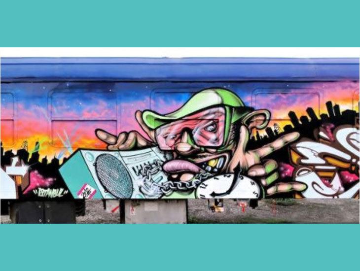 Klasik Graffiti Atölyesi