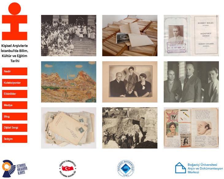 Boğaziçi Üniversitesi Arşivleri Online Erişime Açıldı