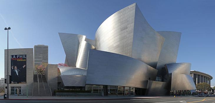Gehry'den Los Angeles'a Yeni Bir Yapı Daha