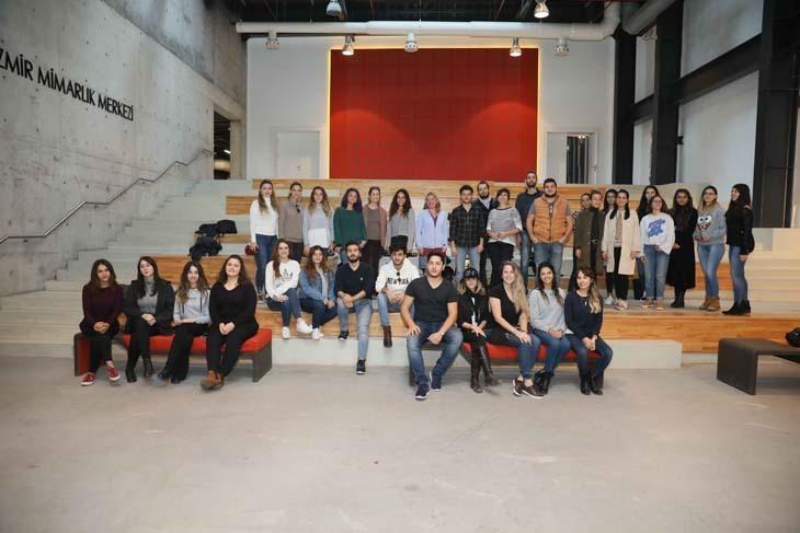 """İç Mimarlık ve Çevre Tasarımı Bölümü Festivali: """"INARfest"""""""