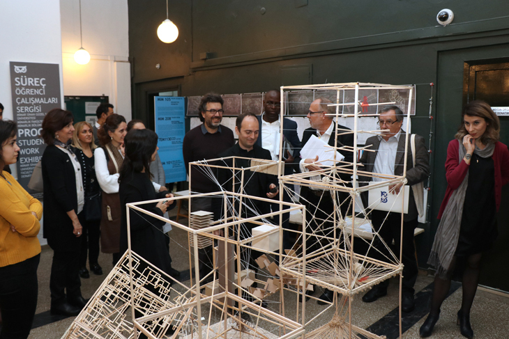 MSGSÜ Mimarlık Bölümü'nün Uluslararası Validasyon Başarısı