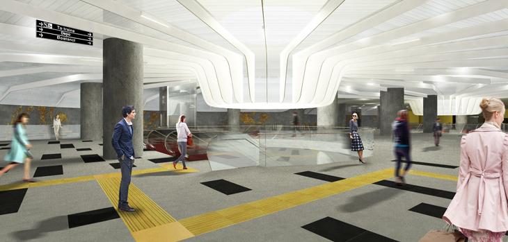 Dudullu-Bostancı Metro Hattı Uluslararası Ödüle Aday