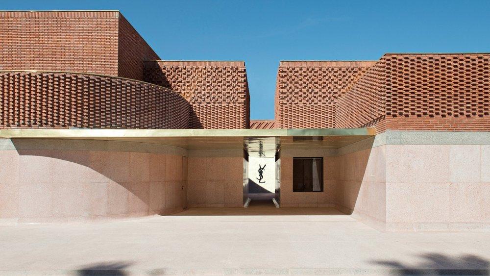 Fas'ta Modaya Adanmış Bir Müze