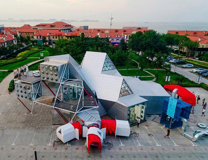 Çin'de Gezici Kültür Merkezi
