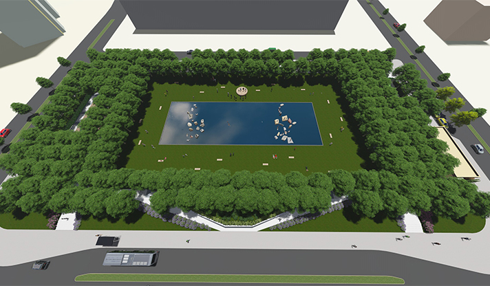 Mavişehir'e Yeni Park