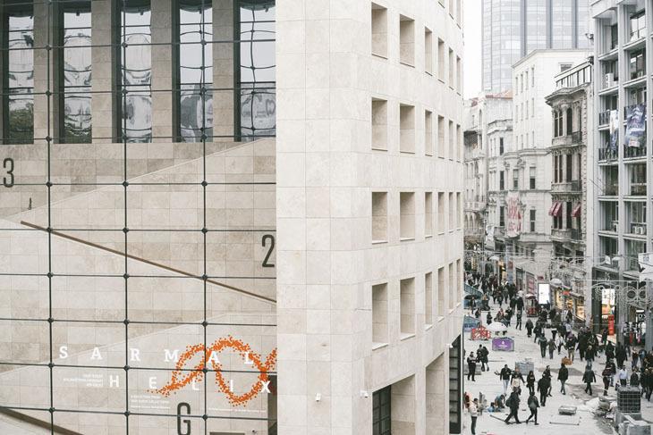 Yapı Kredi Kültür Merkezi AR Ödüllerinde Finale Kaldı