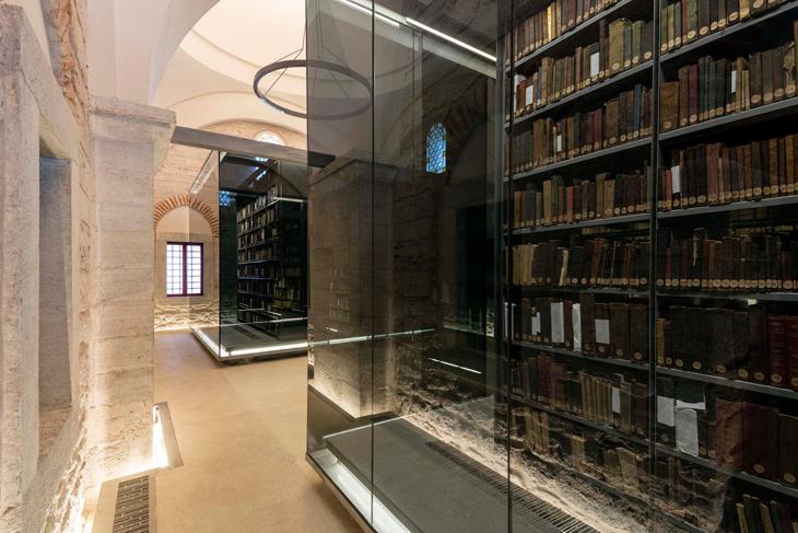 Sancaklar Camii ve Beyazıt Devlet Kütüphanesi RIBA 2018 Listesinde