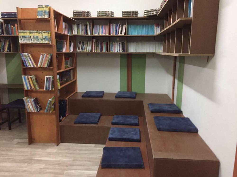 Mimarlık Öğrencileri Bakırlı Köyü'ne Kütüphane İnşa Etti