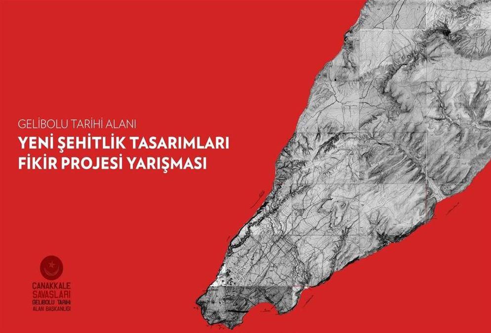 Gelibolu Tarihi Alanı – Yeni Şehitlik Tasarımları Fikir Projesi Yarışması Sonuçlandı
