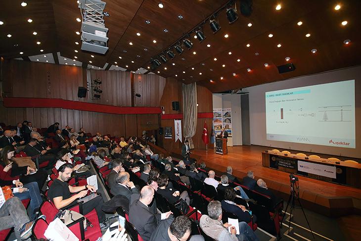 Yapı Ürünlerinin Gelişimi ve Geleceği Mimar Sinan'da Konuşuldu