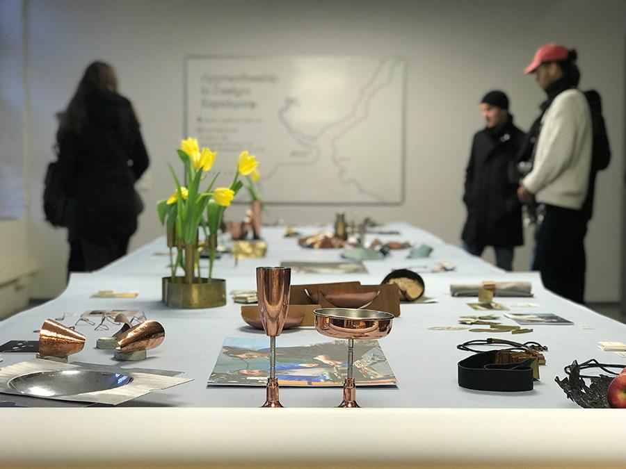 Bİlgi Endüstri Ürünleri Tasarımı Bölümü Passagen Köln Fuarı'nda