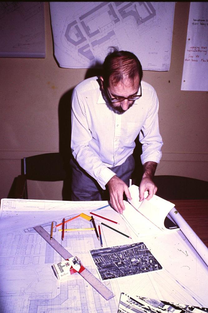 Álvaro Siza'nın Arşivi Online Erişime Açıldı