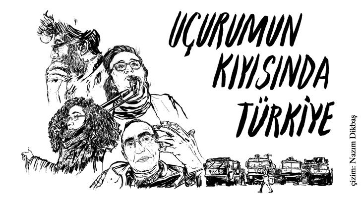 """""""Uçurumun Kıyısında Türkiye"""" Filmi Çevrimiçi Yayında"""